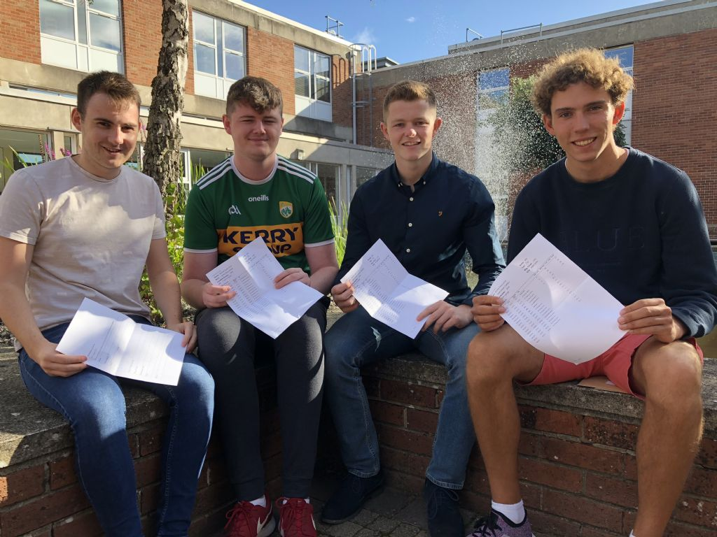 Outstanding results achieved at ALevel
