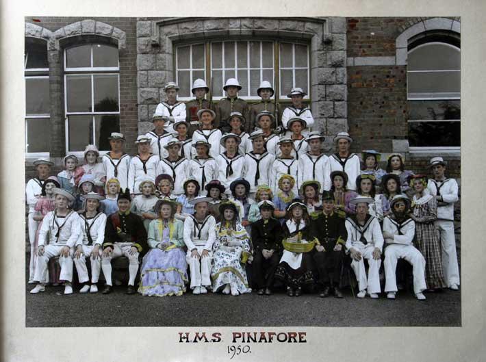 HMS Pinafore 1950
