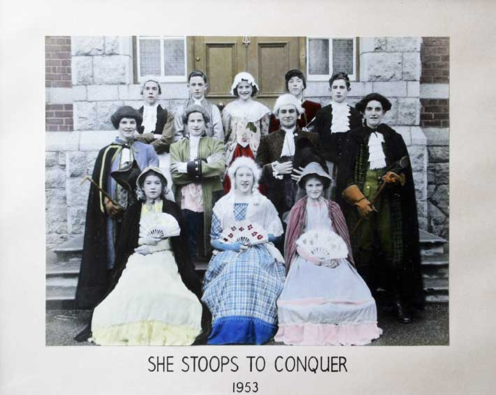 She Stoops to Conquer 1953