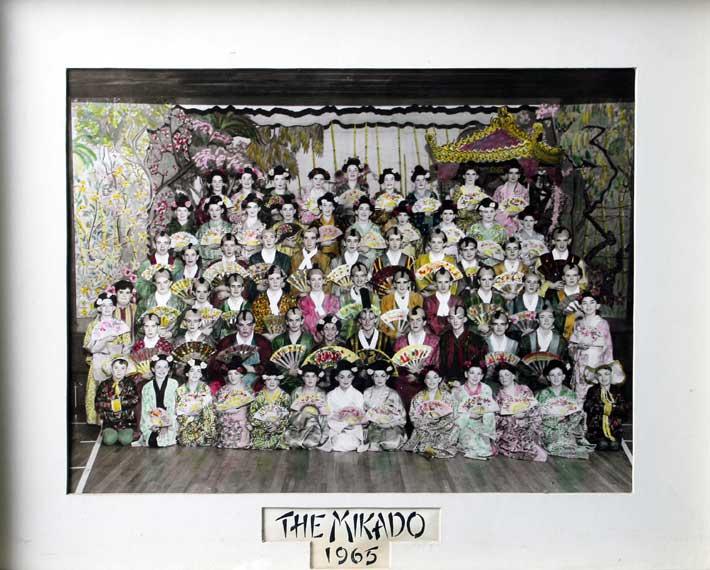 The Mikado 1965