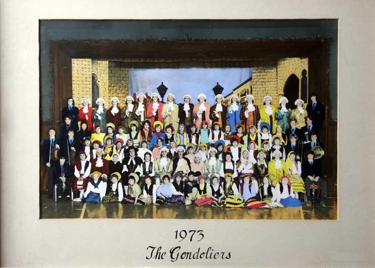 Gondoliers 1973