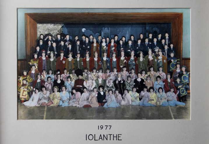 Iolanthe 1977