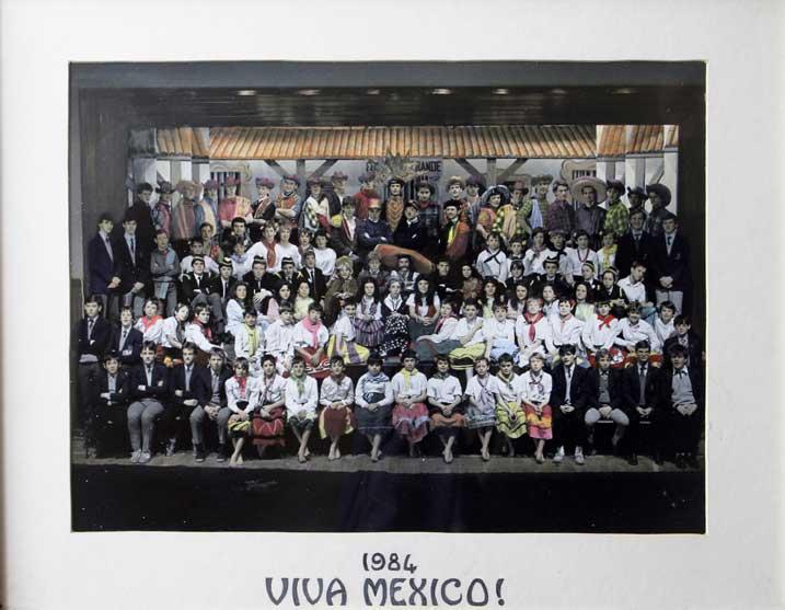 Viva Mexico 1984