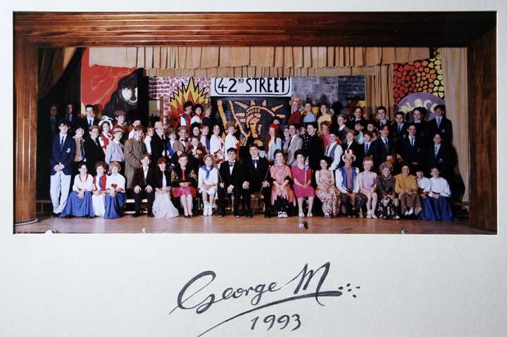 George M 1993