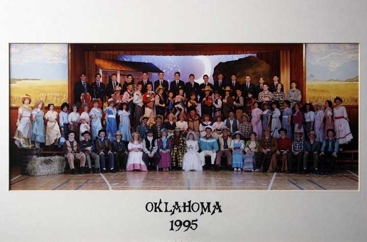 Oklahoma 1995