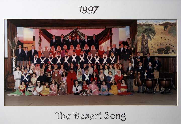 The Desert Song 1997