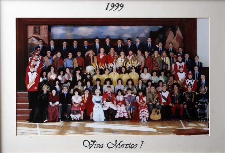 Viva Mexico 1999