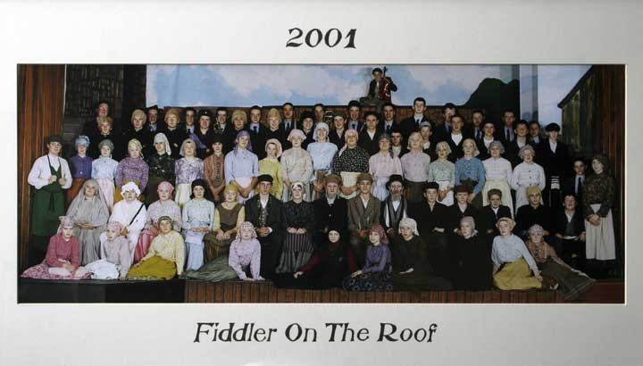 Fiddler on the Roof 2001