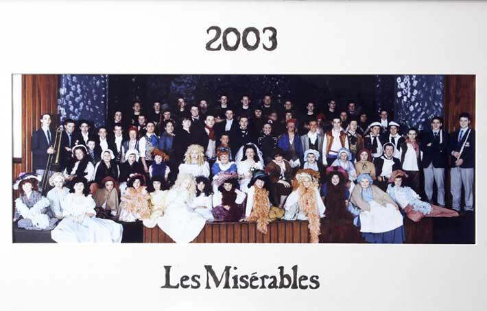 Les Miserables 2003