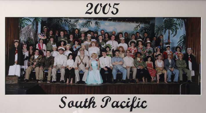 South Pacific 2005