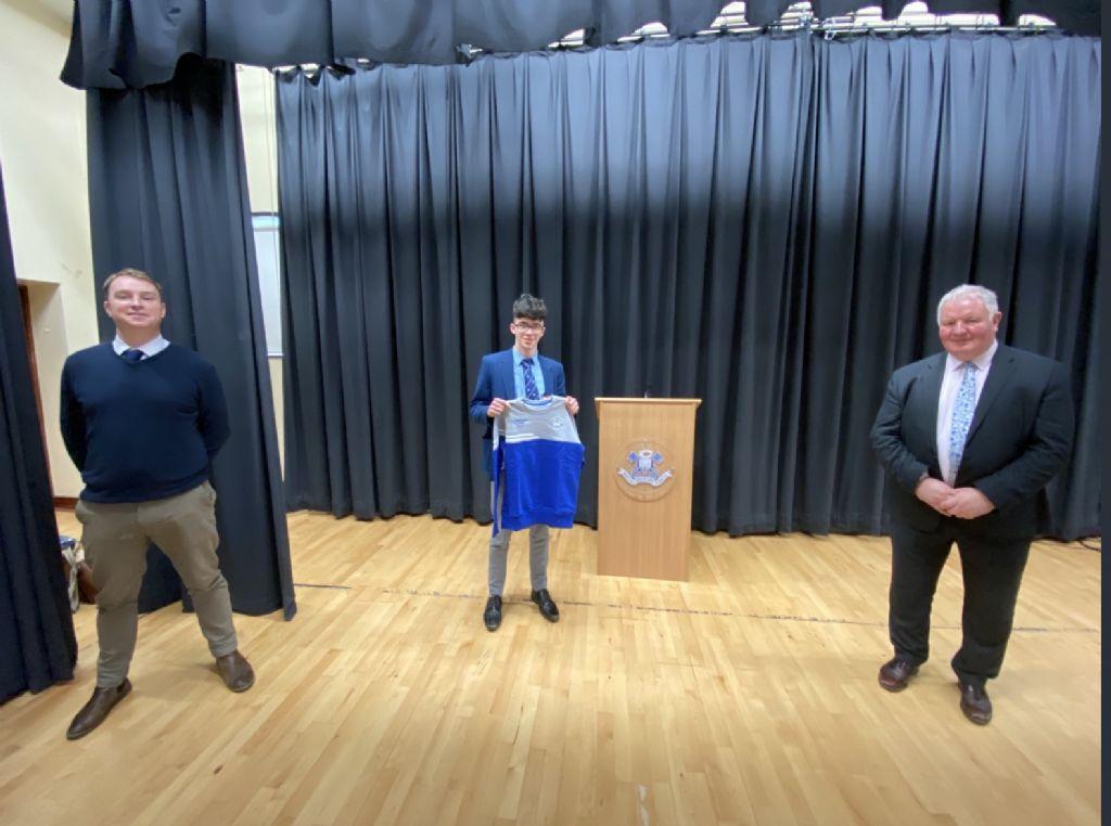 Oisín McGrath Cup winners