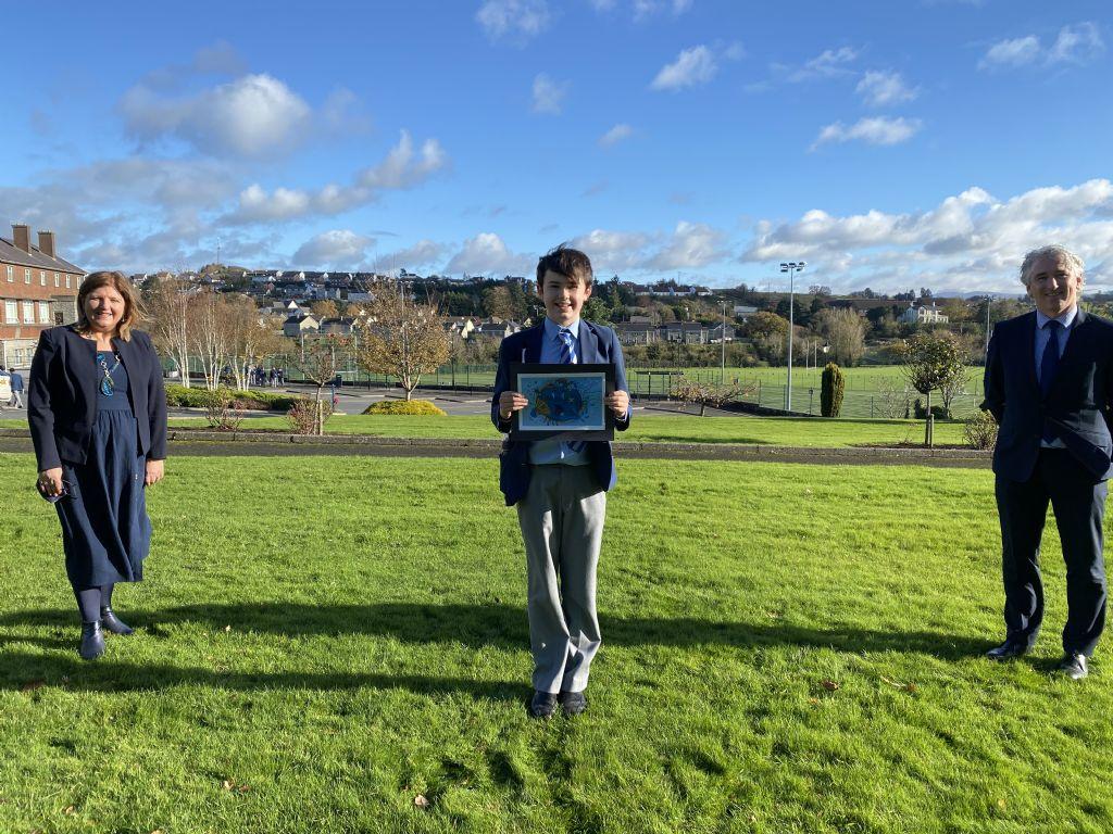 Congratulations to Year 10 student, Ben Ward