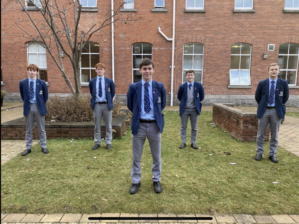 Deputy Head Prefect Redmond French writes about his Violet Hill journey