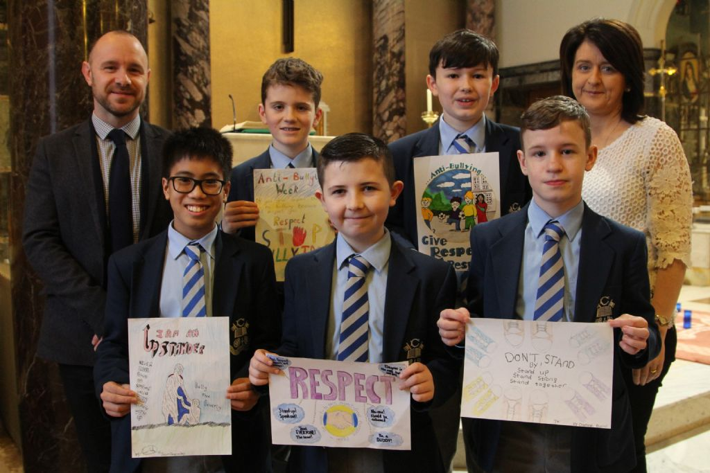 Superb posters created for Anti Bullying week