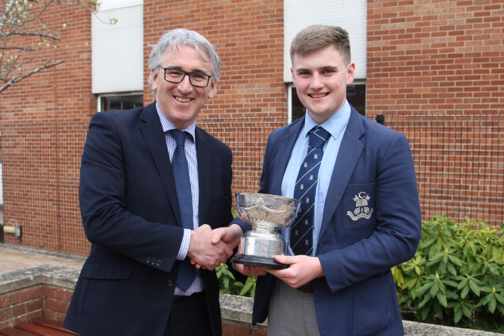 Eóin Cassidy wins prestigious Feis Ceoil Dublin award