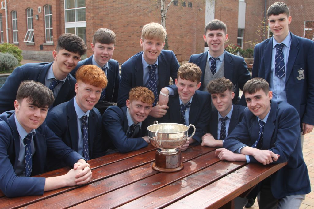 Paul McGirr Cup arrives at Violet Hill