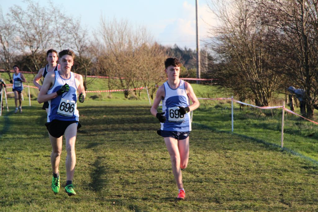 Violet Hill athletes perform at Down Ulster Schools