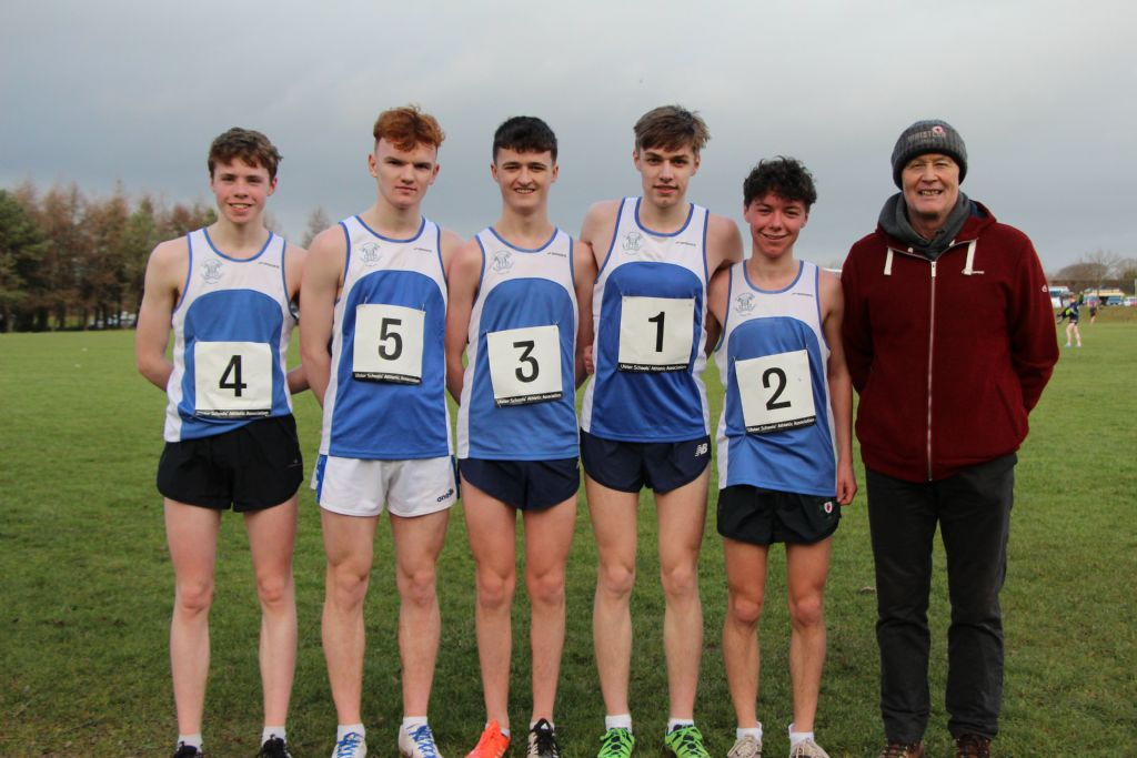 Violet Hill athletes win Senior Ulster Cross Country