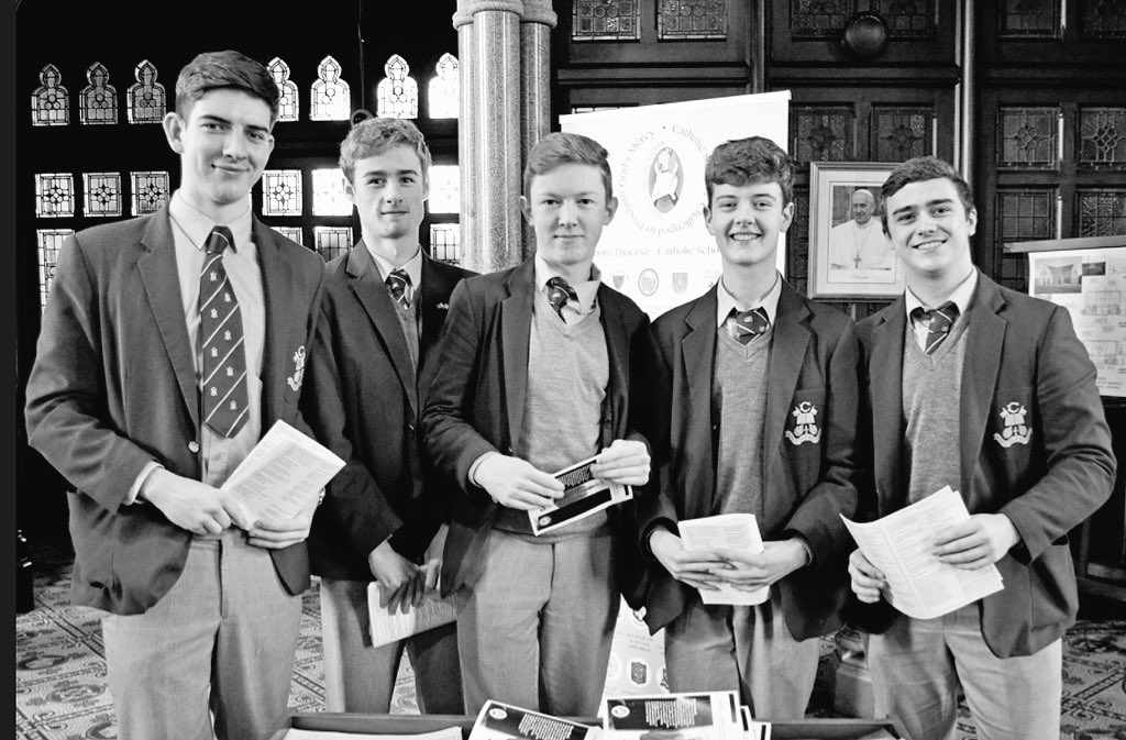 Catholic Schools' Week Celebrated at the College