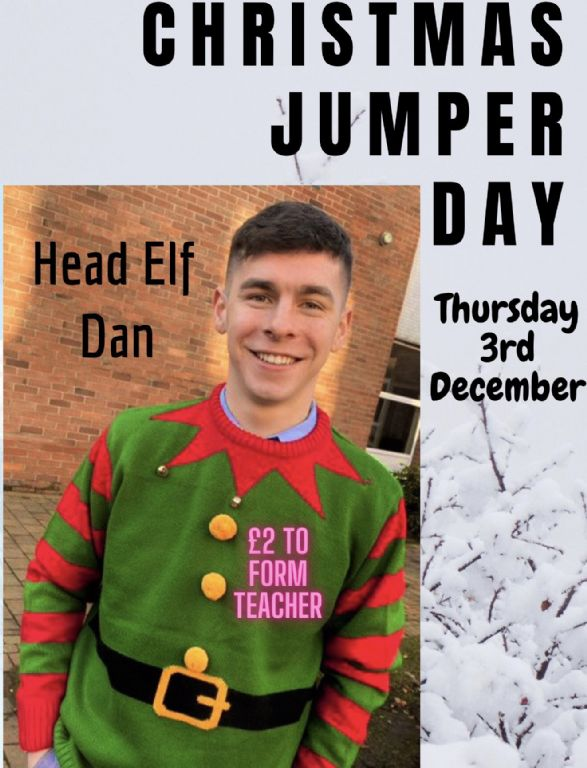Christmas Jumper Day for smiles