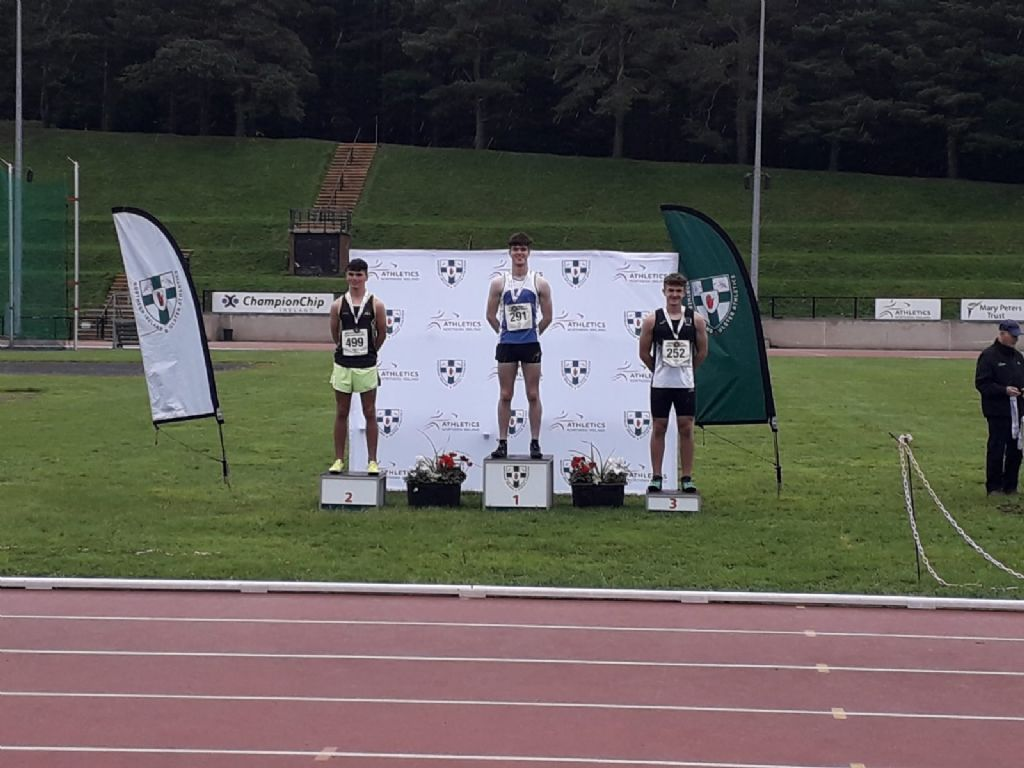 Success at Ulster and NI track and field