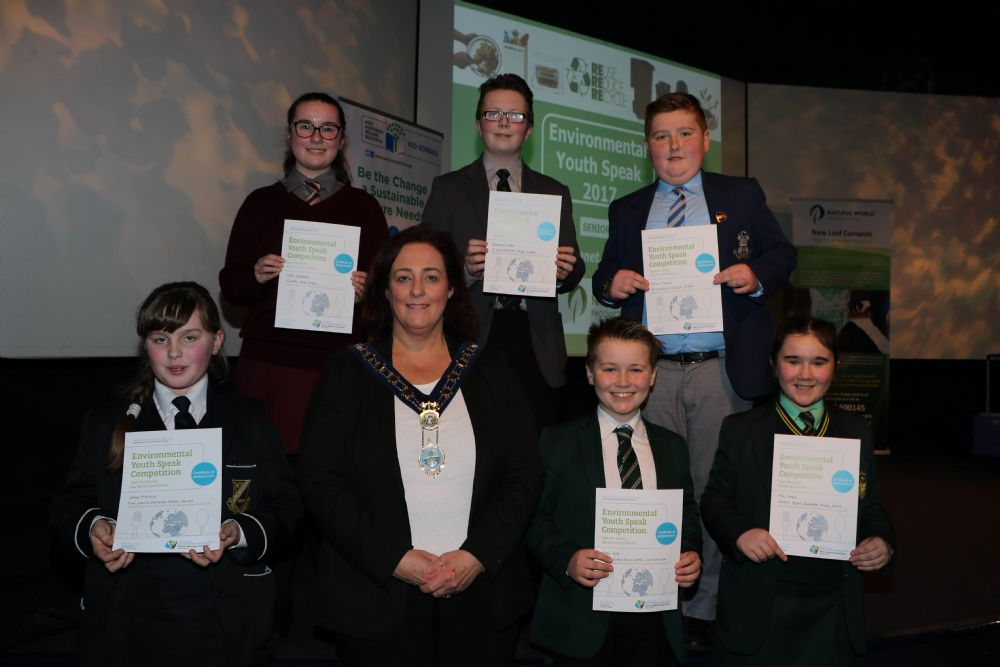 Environmental Youth Speak 2017 by Eoghain McLoughlin