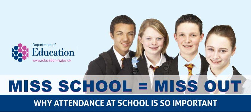 Miss School - Miss Out Campaign Launched