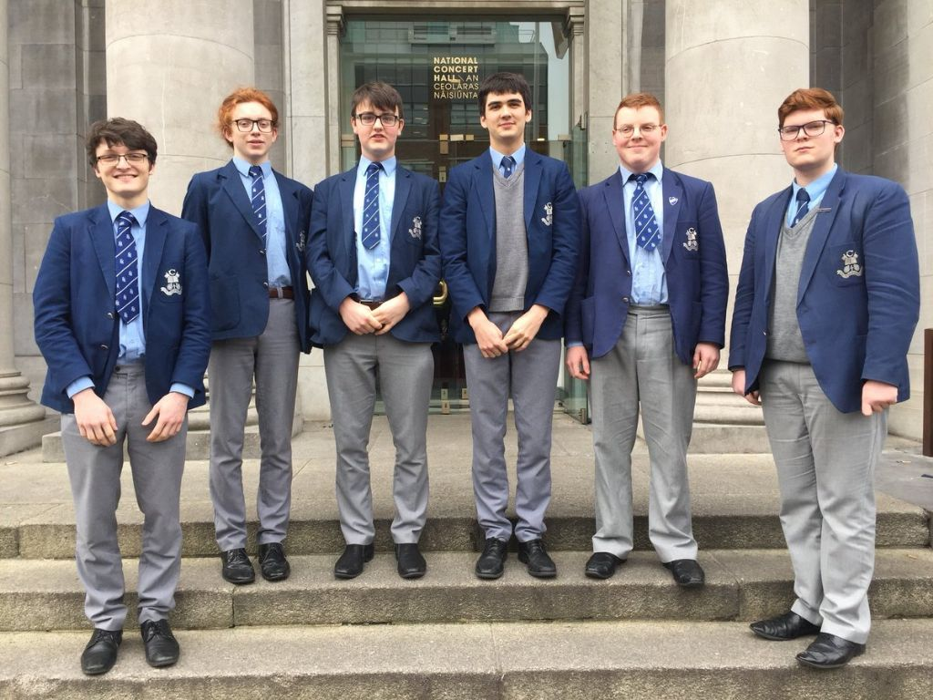 Music students get some limelight!