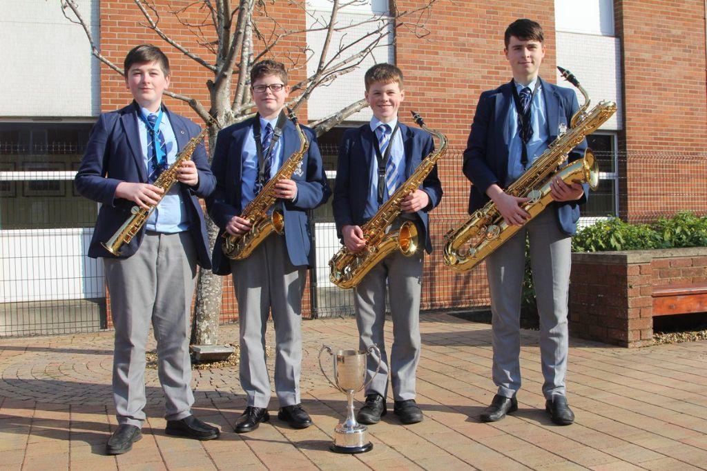 Saxophone Ensemble Newry Musical Feis