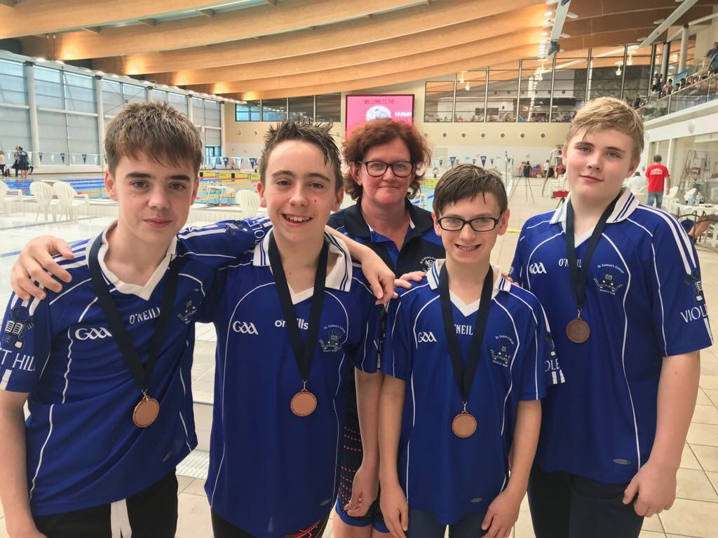 Success at Swim Ulster Championships