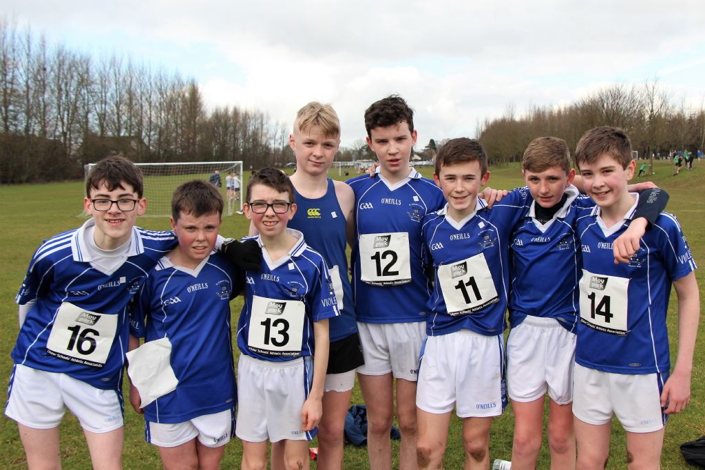 Best medal haul ever at Ulster Cross Country