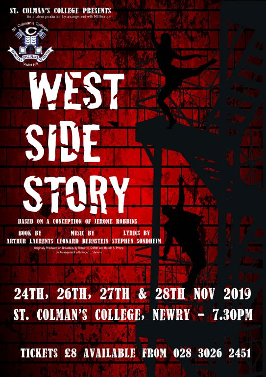Violet Hill to perform West Side Story